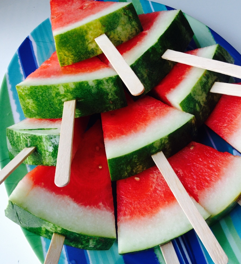 Watermelon Pops – AGlanceThisWay